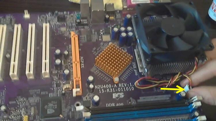Как нанести (заменить) термопасту на процессор