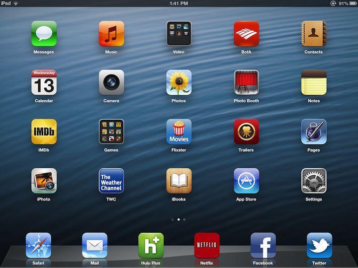 Какая операционная система лучше для планшета