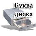Как изменить букву диска, флешки, cd и dvd приводов