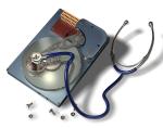 Как скопировать файлы с поврежденного диска