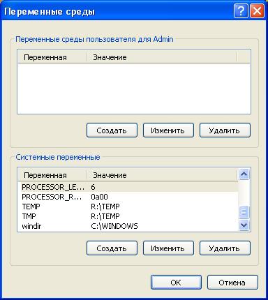 Ускоряем систему за счет ram-диска