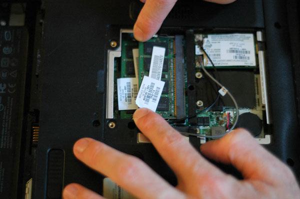 Как добавить оперативную память на ноутбук