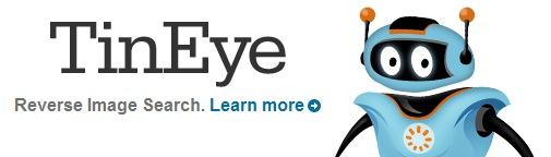 TinEye — поиск изображений по исходной картинке
