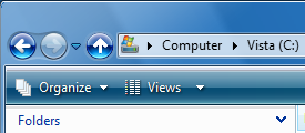 Классическое меню «Пуск» в Windows 7